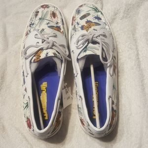 """loudmouth mens loafer """"big bugs"""""""